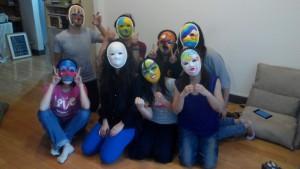 面具創作體驗會